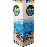 ✅Басейн дитячий надувний Intex 58472 «Океанський риф», 244 х 46 см, фото 3