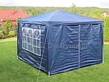 Намет, шатер в сад/ на дачу + 4 стінки, фото 5