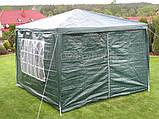 Намет, шатер в сад/ на дачу + 4 стінки, фото 2