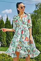 Платье женское легкое в 2х цветах  SV 3570-68, фото 1