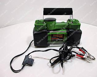 Компрессор автомобильный Procraft LK400 (2 поршня, 10 Атм.)