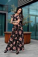 Длинное вечернее платье в пол, фото 1