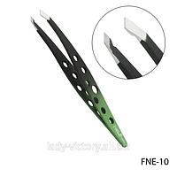 Пинцет для коррекции бровей. FNE-10