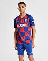 Детская футбольная форма Барселона , основная, сезон 2019/20