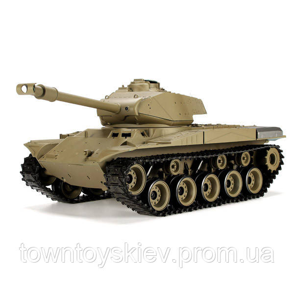 Танк HENG LONG US M41A3 Bulldog 3839-1