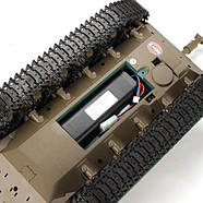 Танк HENG LONG US M41A3 Bulldog 3839-1, фото 2