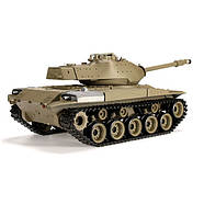 Танк HENG LONG US M41A3 Bulldog 3839-1, фото 8