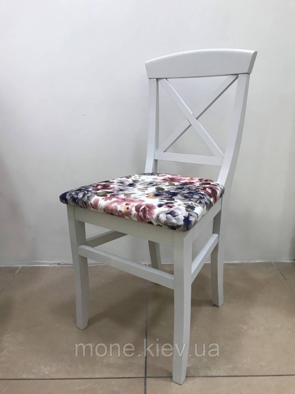 Дерев'яний стілець в стилі прованс (В НАЯВНОСТІ)