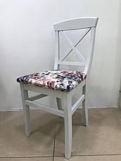 Дерев'яний стілець в стилі прованс (В НАЯВНОСТІ), фото 3