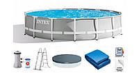 Каркасный бассейн Intex 26724  3785 л/ч KK