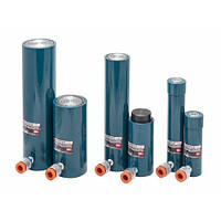 Цилиндр гидравлический 10т (ход штока - 58мм, длина общая - 118мм, давление 616 bar)