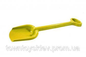 Игрушка ''Лопата большая №1'' 013955 (Желтая)