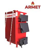 Котлы твердотопливные Armet серии PRO сталь 4 мм