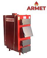 Котлы твердотопливные Armet серии PLUS сталь 6 мм