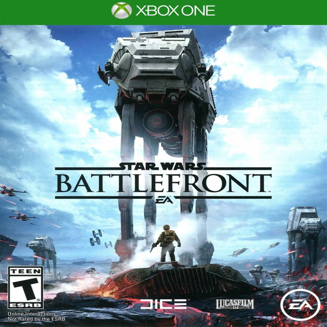 Star Wars: Battlefront (російська версія) XBOX ONE (Б/В)