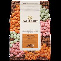 Шоколад со вкусом клубники Strawberry Callets 2,5кг Callebaut