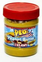 Арахисовое масло PEO`s Peanut Butter Crunchy, 340г
