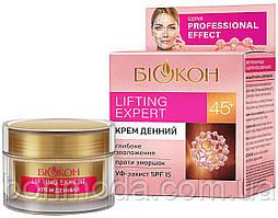 Дневной крем Биокон Professional Effect Lifting Expert 45+