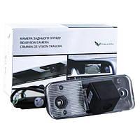 Штатная камера заднего вида Falcon SC35-HCCD. Hyuindai New Santa Fe/Azera