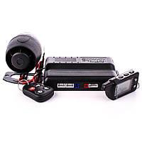 Двусторонняя сигнализация Convoy CP-250RS LCD