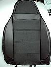 Чехлы на сиденья ВАЗ Лада 2107 (VAZ Lada 2107) (модельные, автоткань, пилот), фото 7