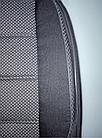 Чехлы на сиденья ВАЗ Лада 2107 (VAZ Lada 2107) (модельные, автоткань, пилот), фото 8