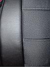 Чехлы на сиденья ВАЗ Лада 2107 (VAZ Lada 2107) (модельные, автоткань, пилот), фото 10