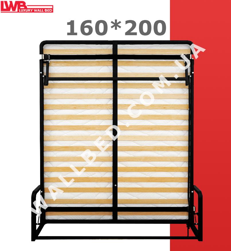 Вертикальная откидная кровать 160*200