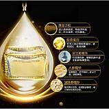 Патчи для шеи Collagen Gold Powder Crystal Neck Mask, с золотом и коллагеном, 1 шт, фото 4
