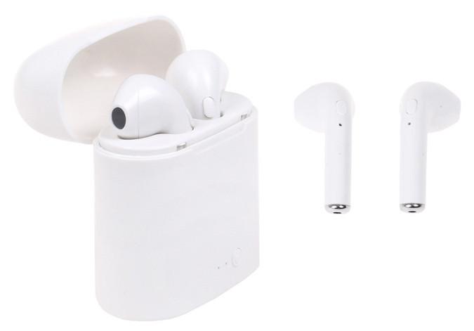 Беспроводные наушники HBQ I7S TWS Bluetooth с боксом