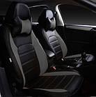 Чехлы на сиденья Фольксваген Пассат Б6 (Volkswagen Passat B6) (модельные, НЕО Х, отдельный подголовник), фото 3
