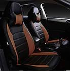 Чехлы на сиденья Фольксваген Пассат Б6 (Volkswagen Passat B6) (модельные, НЕО Х, отдельный подголовник), фото 5