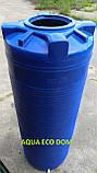 Емкость 1000 литров узкая (вертикальная).., фото 3
