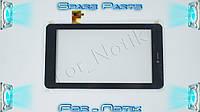 """Тачскрин (сенсорное стекло) для Digma Optima 7.2 3G, TPC-51120 v2.0, 7"""", внешний размер 190*106 мм, рабочий размер 154*87 мм, черный"""