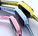 Детские Умные часы с GPS Q528 розовые, фото 4