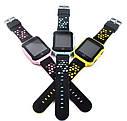 Детские Умные часы с GPS Q528 желтые, фото 8