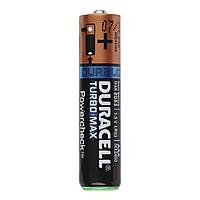 Батарейка мини-пальчиковая AAA Duracell Turbo Max LR03/MX2400
