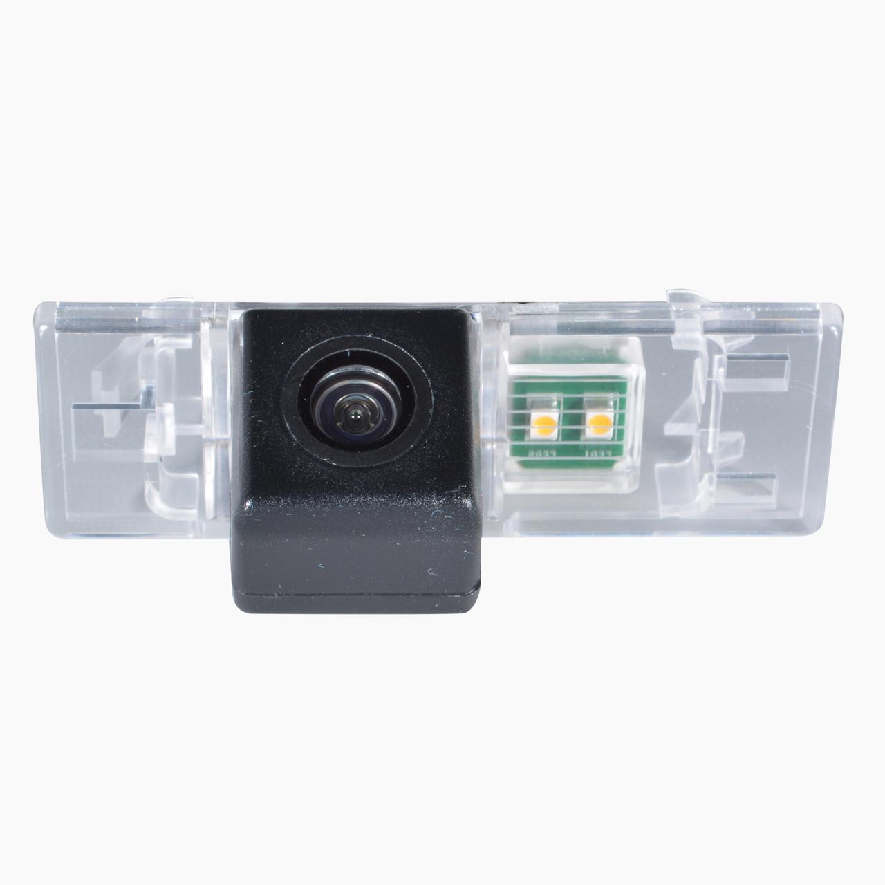 Штатная камера заднего вида My Way MW-6093. Citroen C-Elysee 2012+