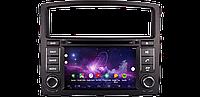 Штатная магнитола Gazer CM6007-V8W (Mitsubishi Pajero (V8W), 2006-2015)