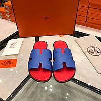 Шлепанцы Hermès мужские , фото 1