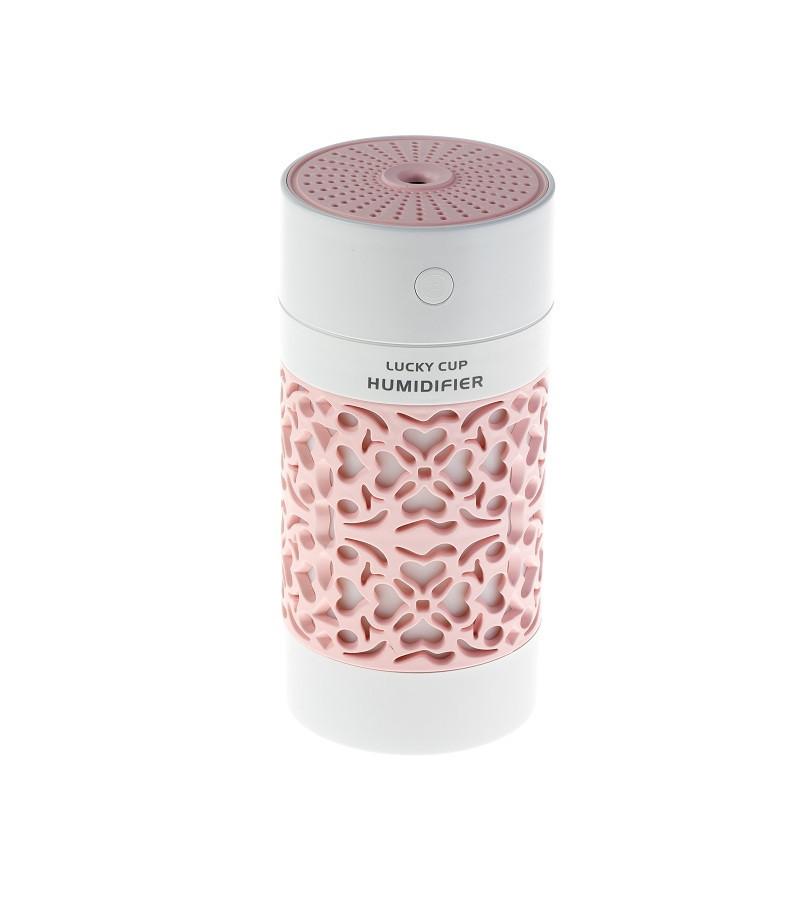 Увлажнитель-ночник Humidifier Lucky Cup (Pink)