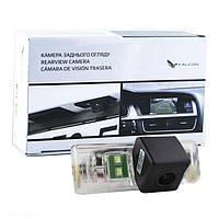 Штатная камера заднего вида Falcon SC14-SCCD. Nissan Qashqai/X-Trail/Citroen Triumph, фото 1