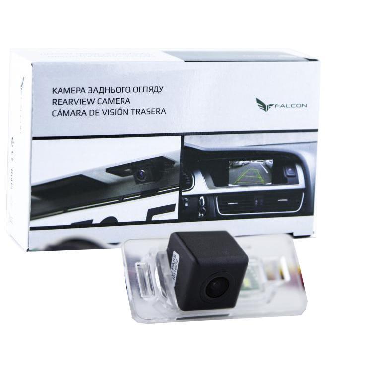 Штатная камера заднего вида Falcon SC20-SCCD. BMW X5/X6