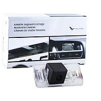 Штатная камера заднего вида Falcon SC20-SCCD. BMW X5/X6, фото 1