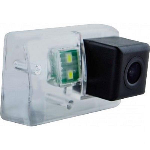 Штатная камера заднего вида Falcon SC25-SCCD. Peugeot 206/207/407/307SM