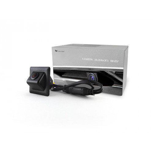 Штатная камера заднего вида Falcon SC30-SCCD. Toyota 2010 Prado