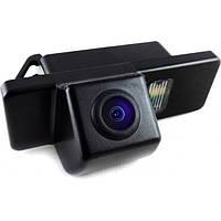 Штатная камера заднего вида Falcon SC74-SCCD. Peugeot 307CC. Geely MK2, фото 1