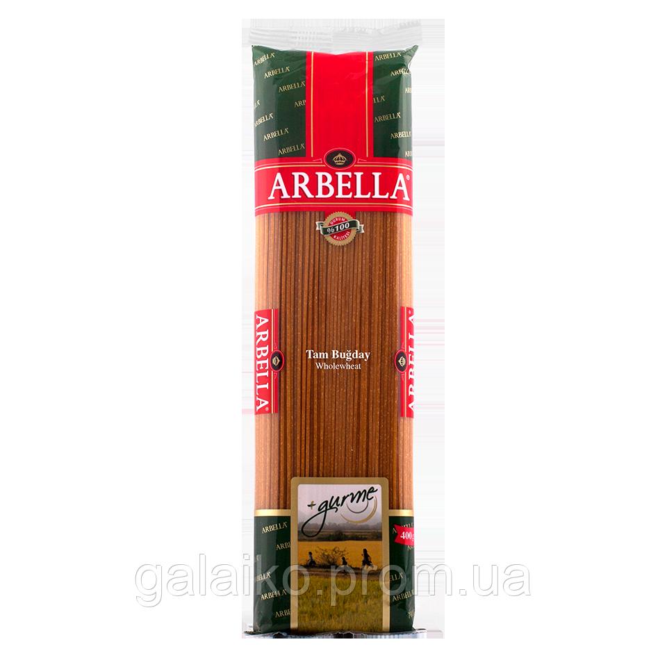 Спагетті цільнозернові (Whole wheat Spaghetti) 400гр ARBELLA