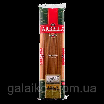 Спагетті цільнозернові (Whole wheat Spaghetti) 400гр ARBELLA, фото 2