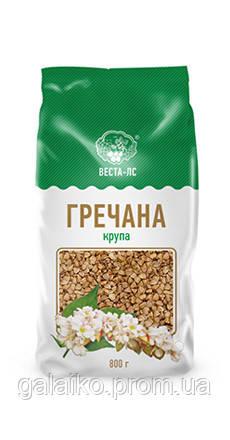 "Гречка крупа 0.8кг ""Веста"" (10)"
